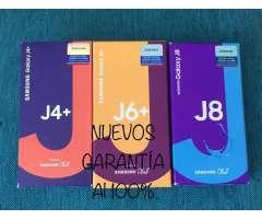 Samsung J4 400J6 480J8590Nuevos