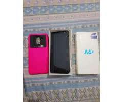 Vendo Samsung A6 Plus Como Nuevo