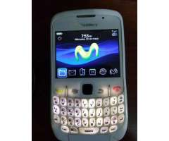Vendo Blackberry 8520 Full Estado Libre