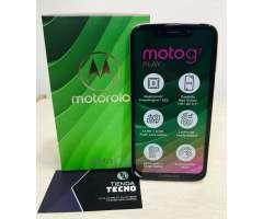 Moto G7 Play Completamente Nuevo