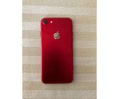 iPhone 7 red, de 256Gb