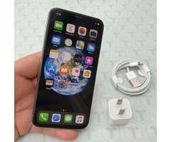 iPhone X 64GB Plateado y Negro, Perfectos, Para Registrar. USADOS!