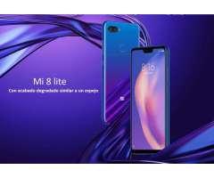 Celular Xiaomi Mi 8 Lite 4/64 GB CC Monterrey local sotano 5