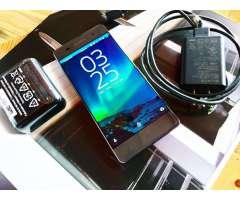 Sony Xperia Xa con Factura Y Accesorios