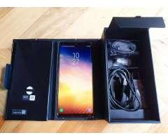 Samsung Galaxy Note 8 de 64 Gb Dúos