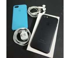 iPhone 7 de 32gb con Factura Y Accesorio