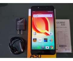 oferta Telefono Alcatel A50 16gb Cam13mpx Ram 2gb Pantalla 5.2 Hd