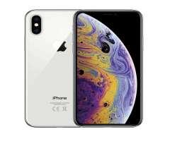 NUEVOS PARA DESEMPACAR IPHONE XS MAX DE 64 GB NEGRO Y SILVER