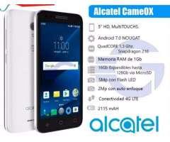 Alcatel Cameox Nuevos