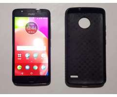 Motorola E4 XT1762 Dual Sim 4G, 2Gb Ram, 16Gb, Lector de Huella.