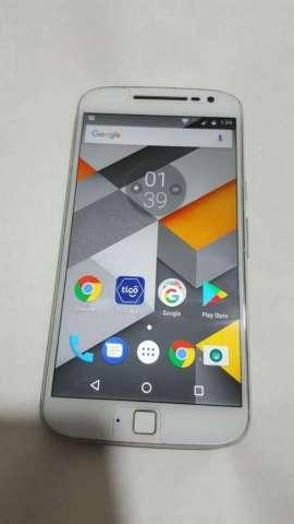 Motorola G4 Plus 32gb Y Lector Huellas