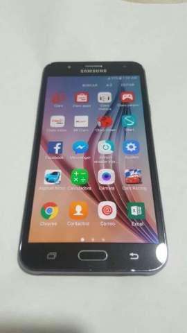 Samsung Galax J7 16gb, 4glte, Flash Fron