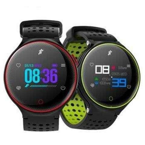 Smartwatch X2 Pulsera Inteligente RITMO CARDIACO DEPORTES BLUETOOTH