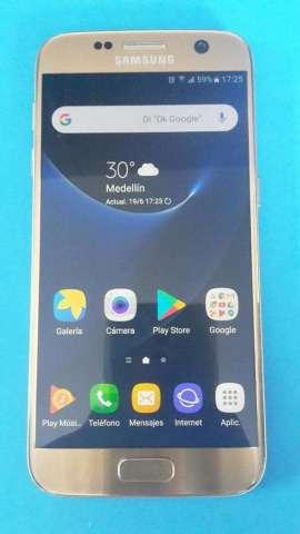 Samsung S7 Dorado 32gb Ram 4gb