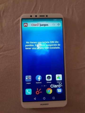 Huawei Y9 32gb camara de13mpx dual full hd Huella Android 8