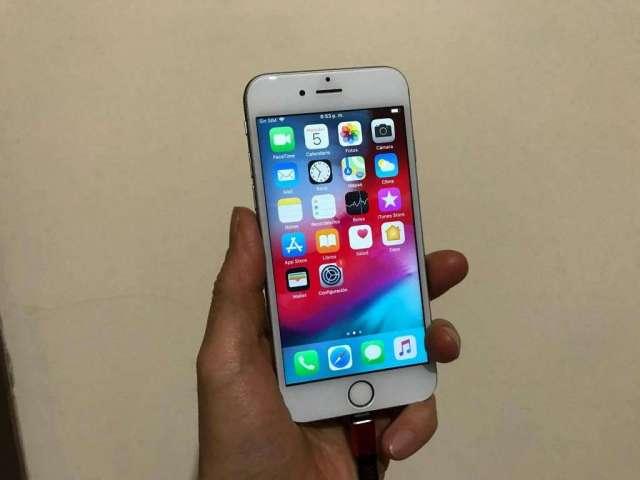 Iphone 6 de 16 factura, garantía, buen estado, envíos.
