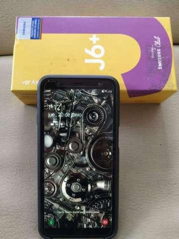 Vendo Samsung J6 Plus en Perfecto Estado