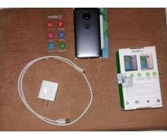 "Motorola G5 , Huella, 4G Dual Sim, Octa-Core, 32GB, Pant. 5,0"" Full HD 13Mpx"