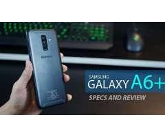 Samsung Galaxy A6 Plus Infinity & Dual