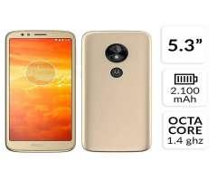 Vendo Celular Moto E5 Play Nuevo Sellado