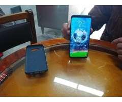 Samsung Galaxy S8 Plus.