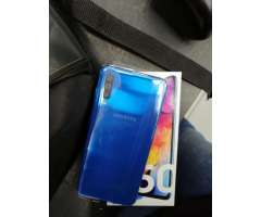 Vendo Samsung A50, Nuevo de 64gb