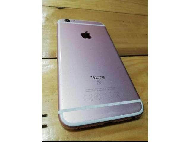 iPhone 6S Rosa 64 Gb