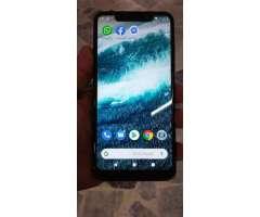 Vendo Barato Motorola One de 32 Gb Y 4 D