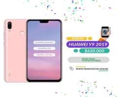 Huawei Y9 2019 Nuevos