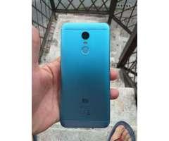 Hermoso Xiaomi Remi 5 Plus 64 Int 4 Ram