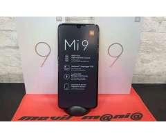 Xiaomi Mi 9 6/128Gb nuevos libres con garantia de 1 año domicilios sin costo en Bog...