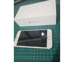 iPhone 6 Dorado 64gb en Excelente Estado