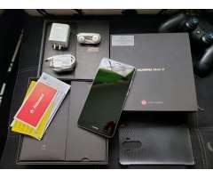 Huawei Mate 9 Premium  caja  accesorios  manuales, como NUEVO