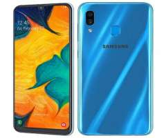 Samsung Galaxy A30 64gb Cámara Dual 16mp