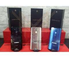 Huawei Mate 20 lite nuevos con garantía de 1 año somos tienda certificada de olx ...