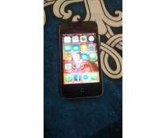 Hermoso iPhone 4s en Muy Buen Estado