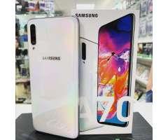 Samsung A70 128gb Nuevos Sellados