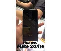 Disponible Huawei Mate 20 Lite