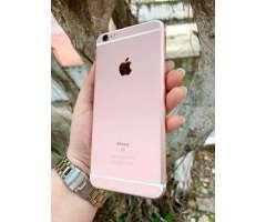 iPhone 6S Plus 16Gb Como Nuevo