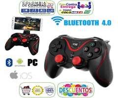 Control Juegos Bluetooth, Original, Smartphones Y Pcs Nuevos, Originales, Garantizados.
