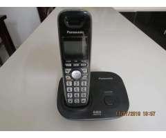 VENDO Teléfono inalambrico PANASONIC KX-TGA421 Usado
