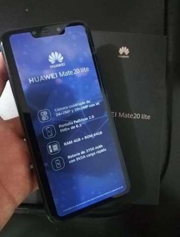 Huawei Mate 20 Lite con Garantia