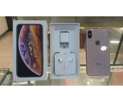 IPHONE XS DORADO 64 GB