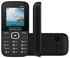 Celular Alcatel para Venta de Minutos Ra