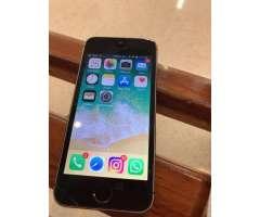 Vendo iPhone 5S Silver 16 Gb