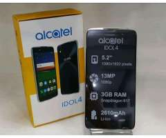 Alcatel Idol 4 Nuevo de Paquete