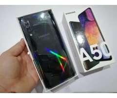 Samsung A50 Nuevo 128gb