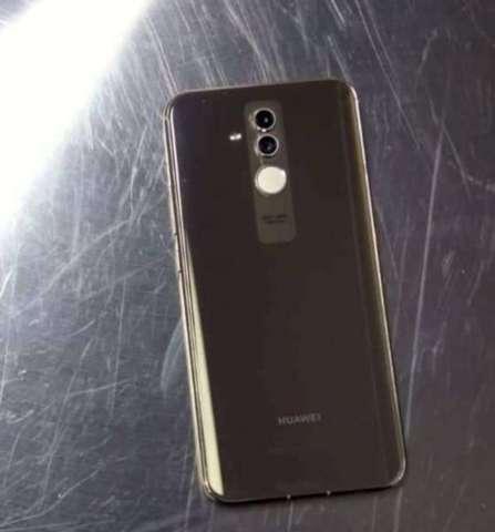 Huawei Mate 20 Lite Dorado