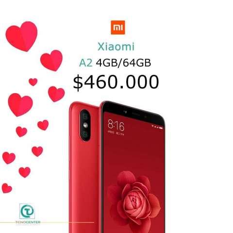 Xiaomi A2 Normal 4/6GB , TIENDA FÍSICA,nuevo, sellado, factura de compra y garant&i...
