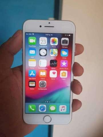 iPhone 7 128GB Perfecto Estado IMEI Libre y iCloud Libre